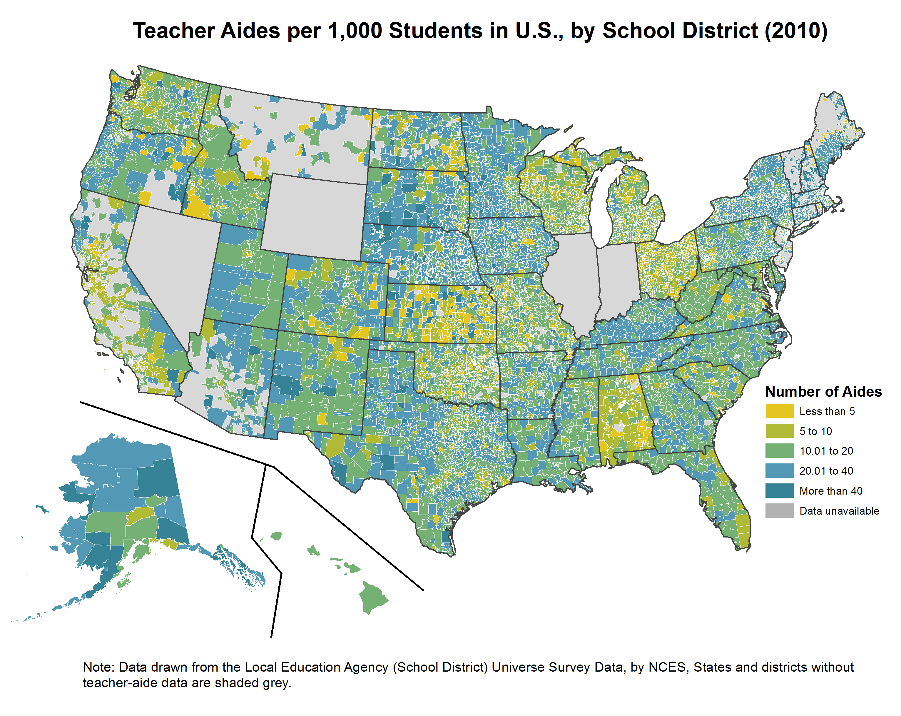 The Hidden Half School Employees Who Dont Teach The Thomas B - Dc universe us map