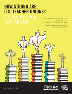 How Strong Are U.S. Teacher Unions? A State-By-State Comparison ...
