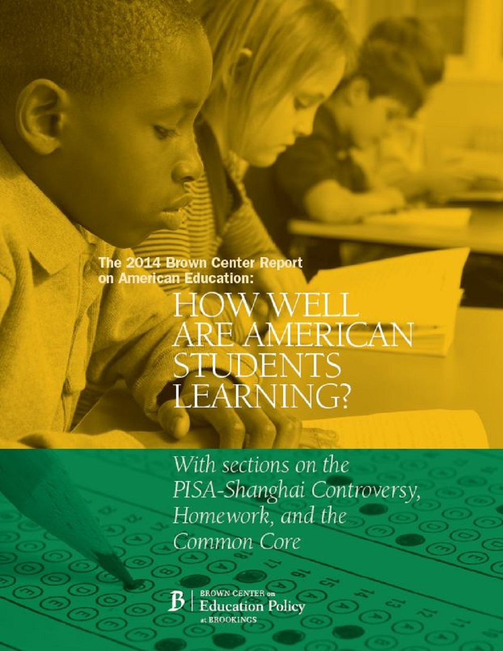2014 Brown Center Report on American Education: How Well Are American Students Learning?